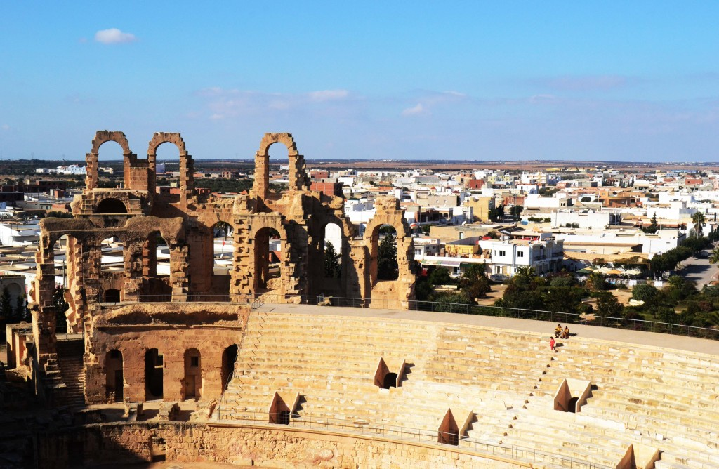 Coliseo El Djem