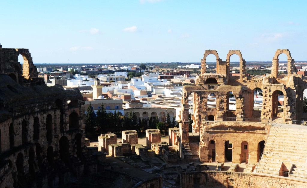 Coliseo de El Djem